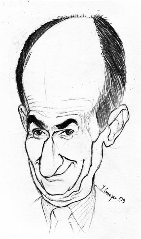 Extrêmement Caricatures de célébrités - mono(b)log MP55