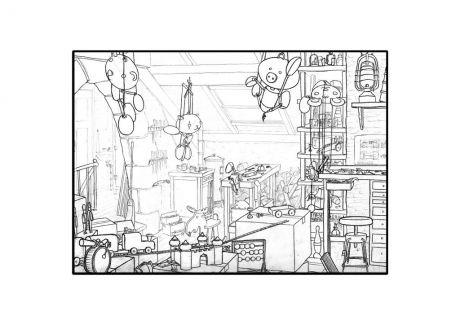 Atelier de Geppetto