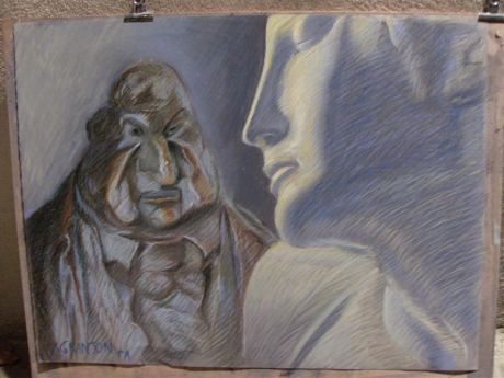 Jean Marie Fruchard vs L'escalve