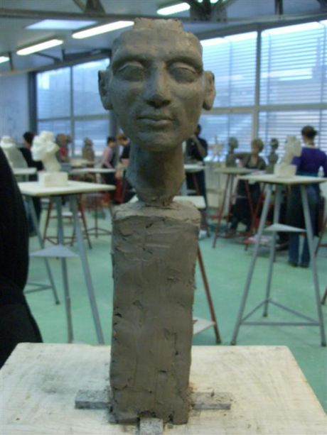 Nefertiti (face)