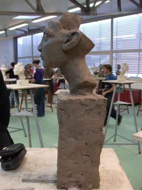 Nefertiti (profil gauche)