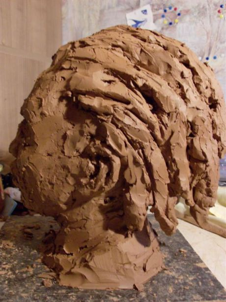 Rasta (profil gauche)